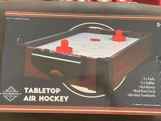 Tabletop Air Hockey for Sale in Tracy,  CA