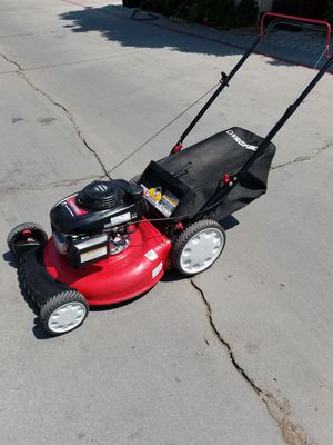 Troy-Bilt TB 130 Lawn Mower for Sale in San Bernardino, CA