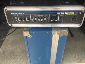 amplifier Hartke for Sale in Arlington, VA