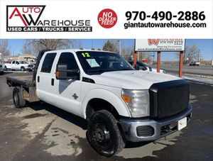 2012 Ford Super Duty F-350 Drw for Sale in Fort Collins, CO