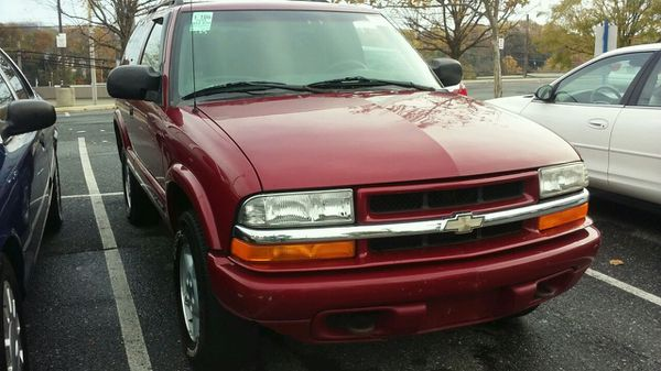 1999 Chevy Blazer awesome condition