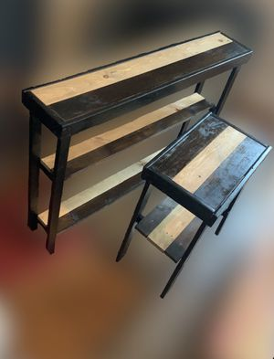 Custom made sofa, coffee, and end tables for Sale in Beckley, WV
