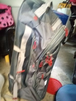 Rolling Coleman duffle bag for Sale in Portsmouth, VA