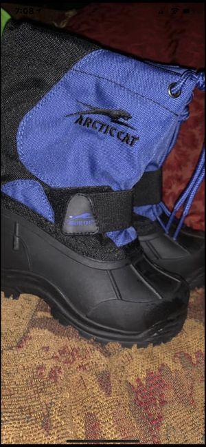 Arctic toddler boys rain/ snow boots for Sale in Santa Clara, CA