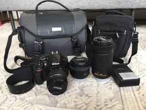 Nikon D3400 Digital SLR Camera for Sale in Hermosa Beach, CA