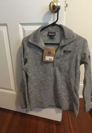 Brand New Patagonia Grey Women's Better Sweater (S) for Sale in Boston, MA