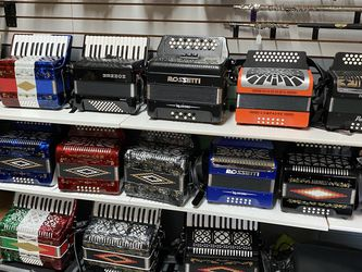 Accordions Starting At $399,99 for Sale in Anaheim,  CA