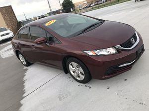 2015 Honda Civic LX for Sale in Tulsa, OK