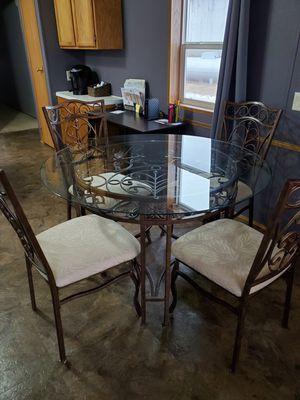 Dining set, desk for Sale in New Hradec, ND