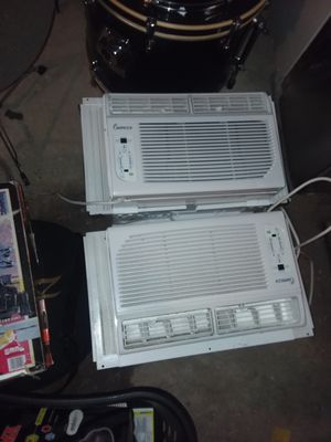 8,000 BTU a/c Impecca brand. Used one season. $60 each. for Sale in Williamsport, PA
