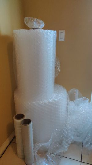 Bubble and Plastic Wrap 4Shipping for Sale in Lauderhill, FL