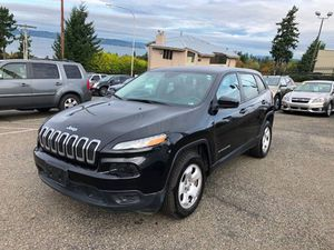 2014 Jeep Cherokee for Sale in Federal Way, WA
