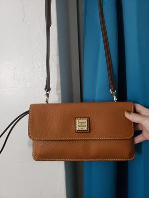 BRAND NEW Dooney & Bourke Pebble Leather Flap Crossbody Milly for Sale in South Miami, FL