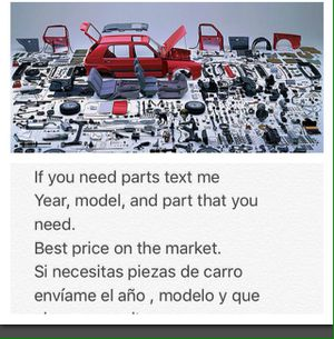 Used auto parts . Best price on the market for Sale in Jersey City, NJ