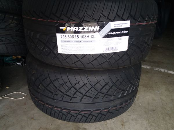 Ford Dealerships In Nc >> 295/50r15 new tires on special fits 15x10 wheel for Sale ...