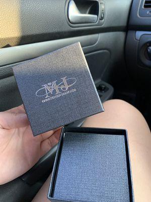 Silver Pearl Earrings MJ Christensen Diamonds for Sale in Las Vegas, NV