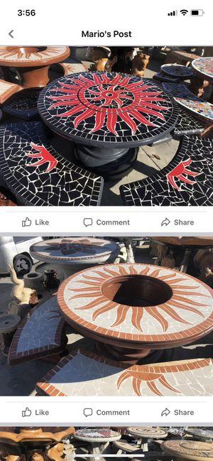 Fire table for Sale in San Bernardino, CA