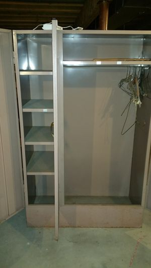 Metal cabinet for Sale in Wethersfield, CT