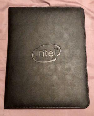Leather Intel Tablet/Laptop Case for Sale in Phoenix, AZ