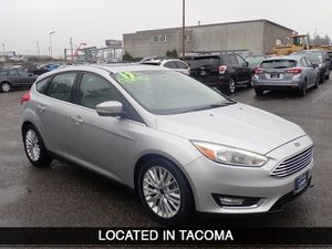 2017 Ford Focus for Sale in Tumwater, WA