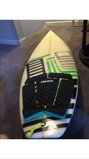 5,10 vanguard surfboard really good condition for Sale in Holly Springs, NC