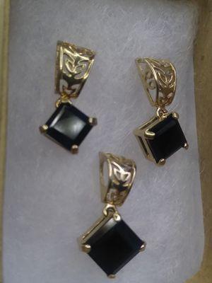 Solid 10k gold set for Sale in Hallandale Beach, FL