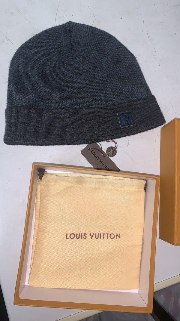 Louis Vuitton PETIT DAMIER HAT LV HAT