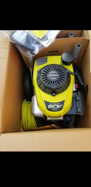 RYOBI 3000 PSI 2.3-GPM Honda Gas Pressure Washer for Sale in Rialto, CA
