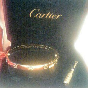 Cartier Love Bracelet for Sale in Beltsville, MD