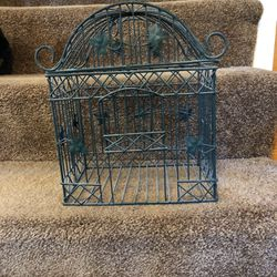 Decorative Bird Cage for Sale in Hopkinton,  MA