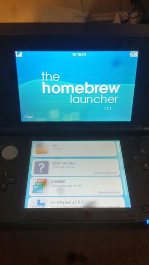 3ds hack for Sale in Whittier, CA
