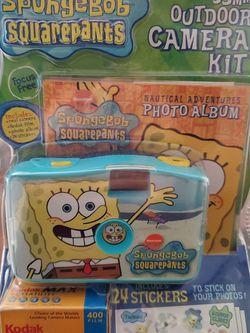 Spongebob Camera Kit for Sale in Canton,  GA