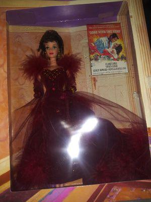 Scarlett Barbie Gone with the wind for Sale in Phoenix, AZ