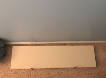 Two Shelves - 10.5 X 39.5 Inches for Sale in Fairfax,  VA