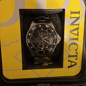 Limited Edition Black Panther Watch for Sale in North Las Vegas, NV