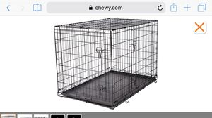 42 inch dog crate new in box. for Sale in Seattle, WA
