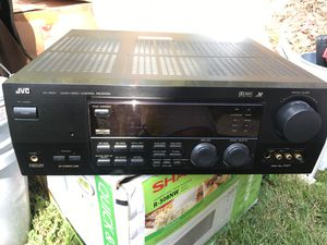 Receiver JVC brand for Sale in MD CITY, MD