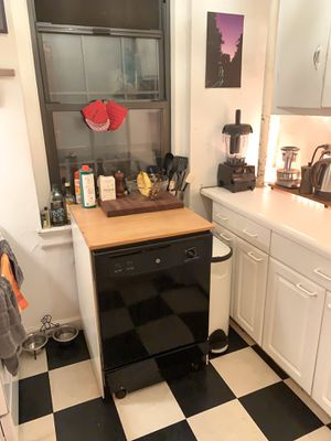 * PORTABLE DISHWASHER & Nice counter top for kitchen and work surface - $40 for Sale in New York, NY