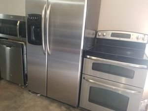 Stainless steel appliances for Sale in Kissimmee, FL