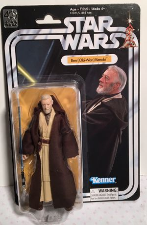 "Star Wars Ben (Obi-Wan) Kenobi 6"" action figure by Kenner for Sale in Blacklick, OH"