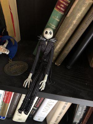 Jack skellington doll nightmare before Christmas for Sale in Hudson, FL