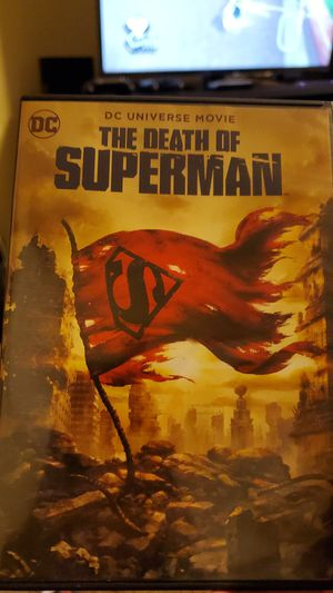 Death of Superman DVD for Sale in Gilbert, AZ