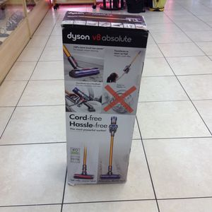 Dyson v8 absolute vacuum for Sale in Davie, FL