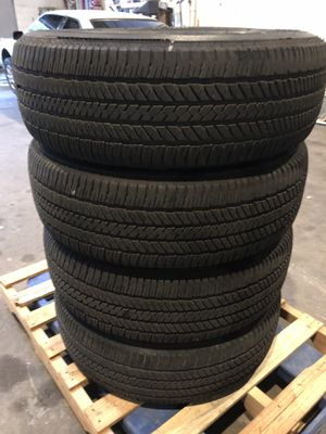 """Used tires 18"""" for Sale in Miami, FL"""