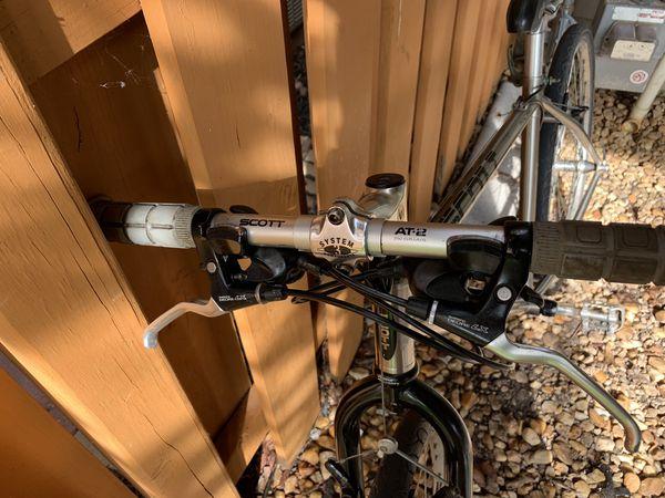 Scott mountain bike good condition $250