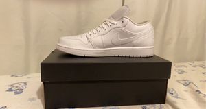 Air Jordan 1 Low size 8 for Sale in Claremont, CA