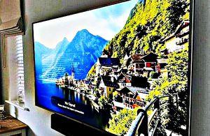LG 60UF770V Smart TV for Sale in Frenchville, ME