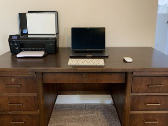Solid Wood Desk for Sale in Morrisville,  NC