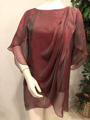 Silk pants with silk tunic for Sale in Annandale, VA