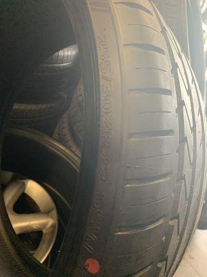 """Lexani tires 22"""" for Sale in Lawrence, MA"""
